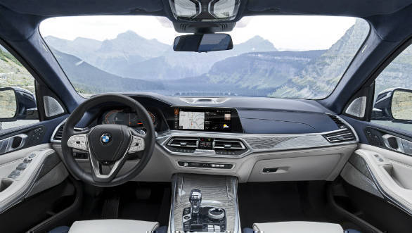 2019 Bmw X7 Suv Listed On Bmw India Website Overdrive