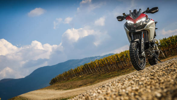 2019 Ducati Multistrada 1260 Enduro image gallery