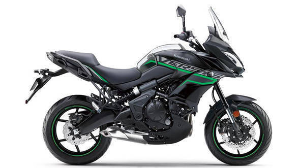 2019 Kawasaki Versys 650 launched in India at Rs 6.69 lakh