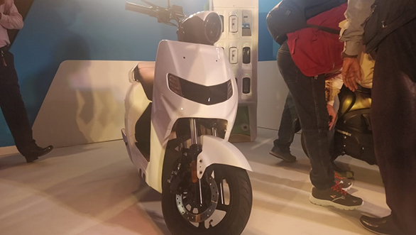 Kymco Enters The Indian Electric Scooter Market With 22