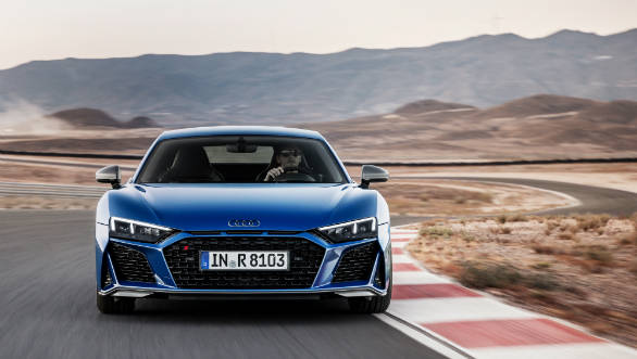 Image Gallery 2019 Audi R8 Facelift Overdrive