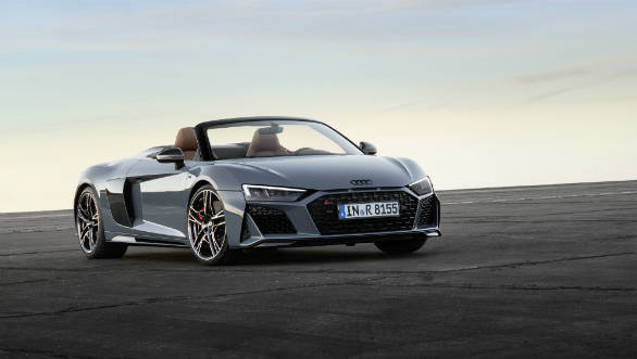 Image Gallery Audi R Facelift Overdrive - Audi 48