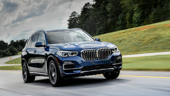 2019 Bmw X5 First Drive Review Overdrive