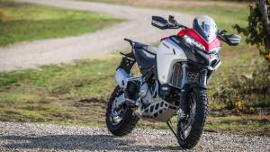 2019 Ducati Multistrada 1260 Enduro first ride review