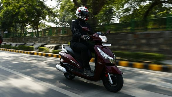 2018 Hero Destini 125 scooter quick ride review