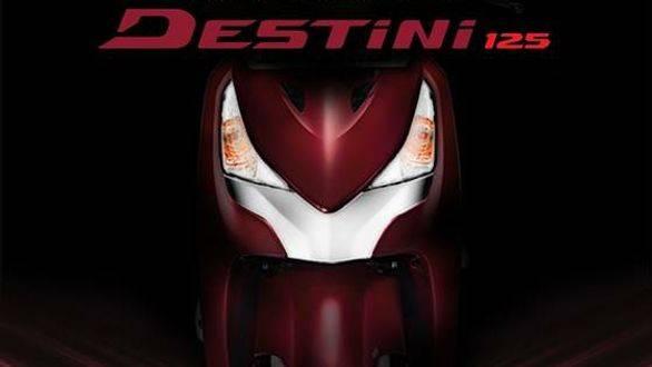 Live updates: 2018 Hero Destini 125 scooter launch
