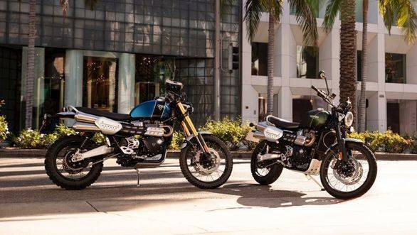 2019 Triumph Scrambler 1200 Unveiled India Launch Likely Early Next
