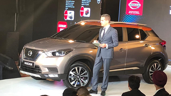 India Spec 2019 Nissan Kicks Unveiled In Mumbai Overdrive
