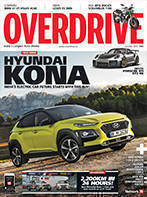 Get the October 2018 issue of OVERDRIVE now!
