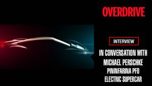 Pininfarina PF0 electric supercar | In Conversation with Michael Perschke