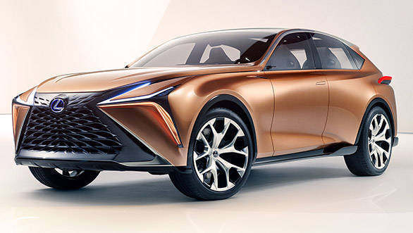 Flagship Lexus SUV slated for a 2020 launch could take on