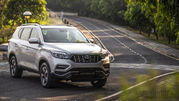 2018 Mahindra Alturas G4 Preliminary Image Gallery Overdrive