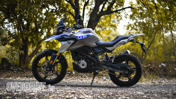 2018 Bmw G 310 Gs Road Test Review Overdrive