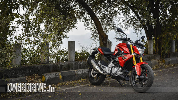2018 BMW G 310 R road test review