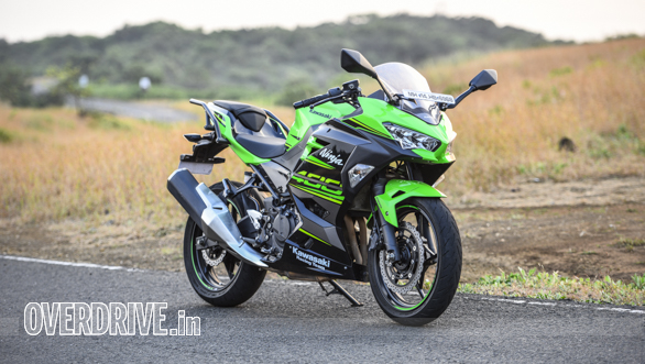 2018 Kawasaki Ninja 400 Road Test Review Overdrive