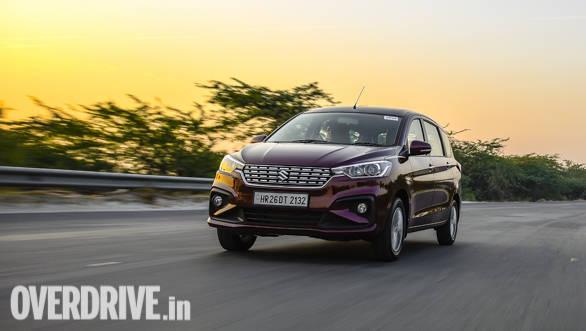 2019 Maruti Suzuki Ertiga first drive review