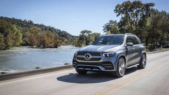 2019 Mercedes-Benz GLE first drive review