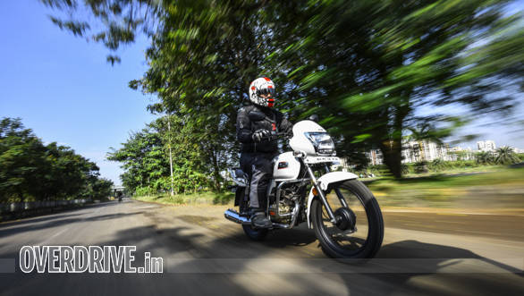2018 TVS Radeon road test review