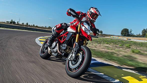 Eicma 2018 Ducati Hypermotard 950 Showcased Overdrive