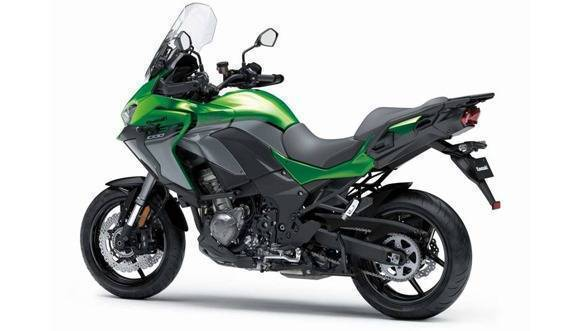 eicma 2018 2019 kawasaki versys 1000 se lt gets tech and styling updates overdrive. Black Bedroom Furniture Sets. Home Design Ideas