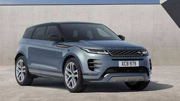 2019 Range Rover Evoque Suv Revealed India Launch Next Year