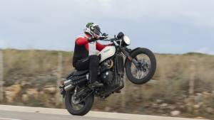 2019 Triumph Street Scrambler first ride review