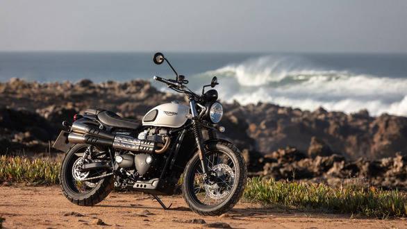 2019 Triumph Street Scrambler First Ride Review Overdrive