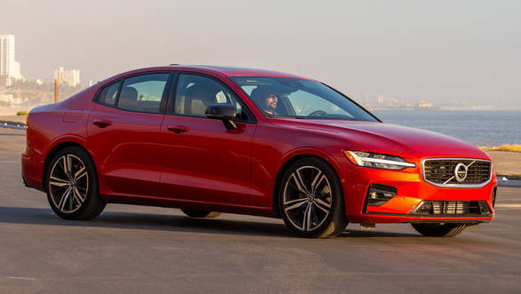 2019 Volvo S60 first drive review