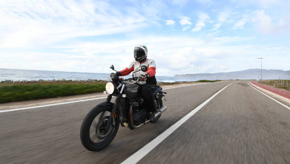 2019 Triumph Street Twin first ride review
