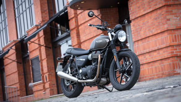 2019 Triumph Street Twin First Ride Review Overdrive