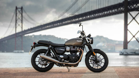 2019 Triumph Street Twin And Street Scrambler To Be