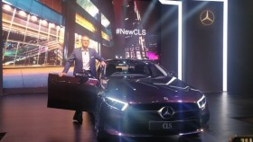 2019 Mercedes-Benz CLS four-door coupe launched in India at Rs 84.70 lakh
