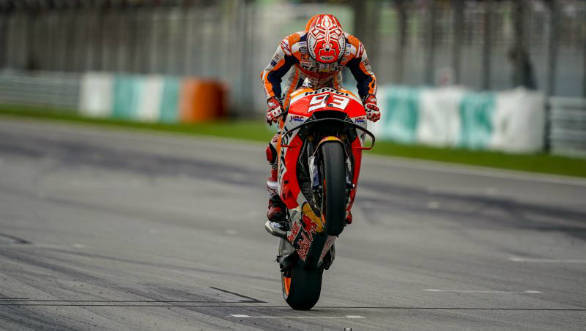 MotoGP 2018: Marc Marquez wins the Malaysian GP