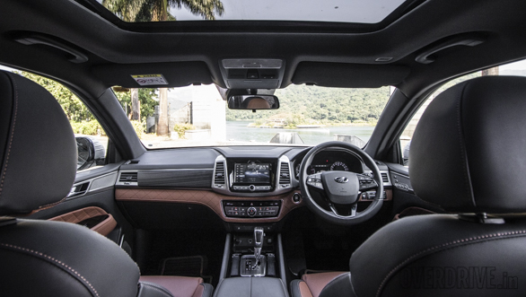 2019 Mahindra Alturas G4 Suv Launched In India Prices Start From Rs