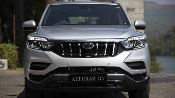 2019 Mahindra Alturas G4 Suv Launched In India Prices
