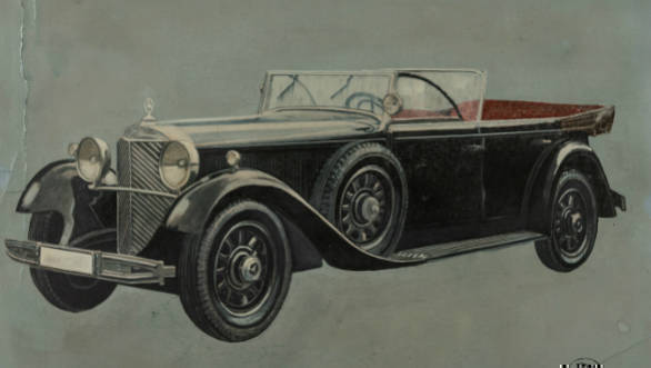 Osian's auction of a collection of automobile memorabilia from the pricely state of Bhavnagar