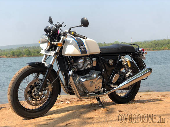 Royal Enfield Interceptor 650 Launched In India At Rs 250 Lakh