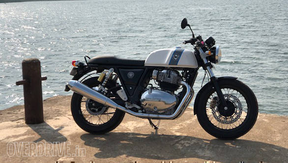 Royal Enfield Interceptor 650 And Continental Gt 650 Accessory List
