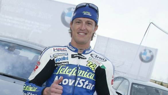 Sete Gibernau joins 2019 MotoE rider line-up