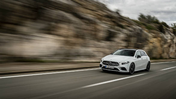 Mercedes-Benz A-Class hatchback gets new diesel engines in Europe