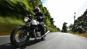 2018 Royal Enfield Continental GT 650 India first ride review