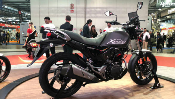 Hero Revealed XPulse 200T At EICMA 2018 Img credit-Overdrive