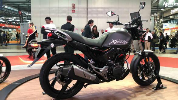 Launch of bikes Hero Xpulse 200, 200T by 2019