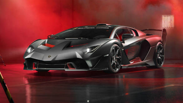 2018 Lamborghini Sc18 Unveiled Its First One Off Car Overdrive