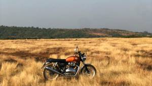 2018 Royal Enfield Interceptor 650 road test review