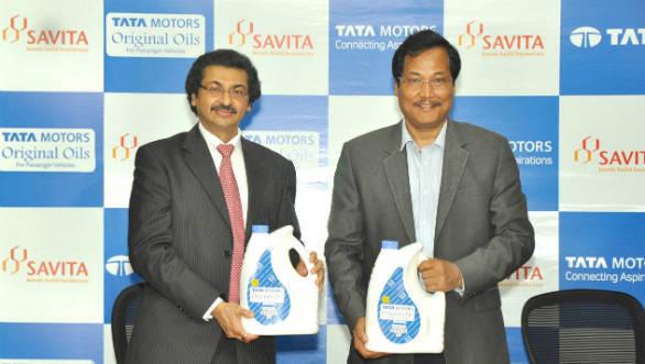 Savita Oil Technologies et Tata Motors ont signé un accord pour la fourniture d'huiles sous la marque Tata Motors Original Oils dans - - - Actualité lubrifiants automobiles savsol-tata-01