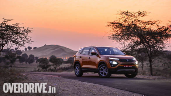 2019 Tata Harrier Suv To Launch In India On January 23 Overdrive