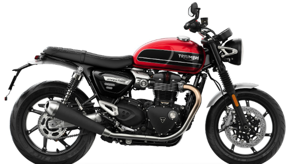 Triumph Unveils The 2019 Speed Twin Overdrive