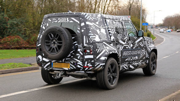New Land Rover Defender teased, will debut in 2019 - Overdrive