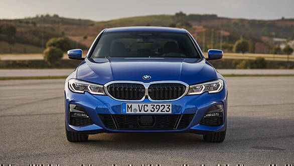 2019 Bmw 3 Series First Drive Review Overdrive